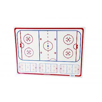 BLUE SPORTS coach tactics Panel large 112 x 81 cm - 4 mm