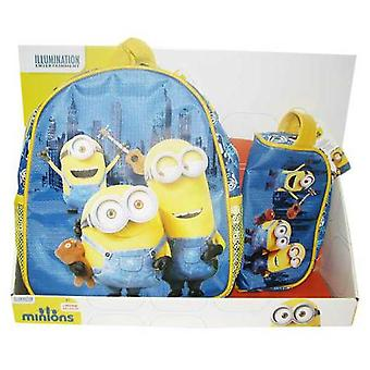 Import Pack Backpack Portatodo Minions Minions