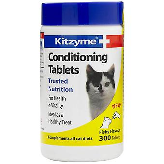 Kitzyme kat Conditioning 300 tabletter