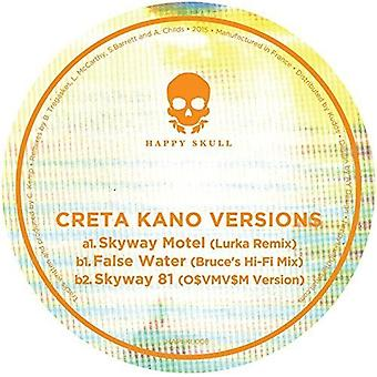 Creta Kano - Versions [Vinyl] USA import