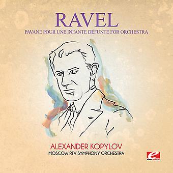 Ravel - Pavane Pour Une Infante Defunte USA importieren
