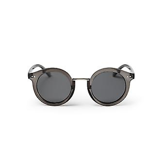 Cheapo Vanessa Sunglasses - Grey / Black