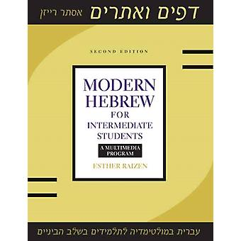 Modern Hebrew for Intermediate Students (Paperback) by Raizen Esther
