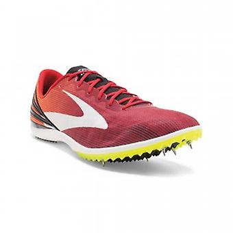 Mach 17 Spikes Red Mens
