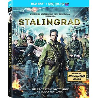 Stalingrad [BLU-RAY] USA import