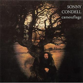 Sonny Condell - Camouflage [CD] USA importerer