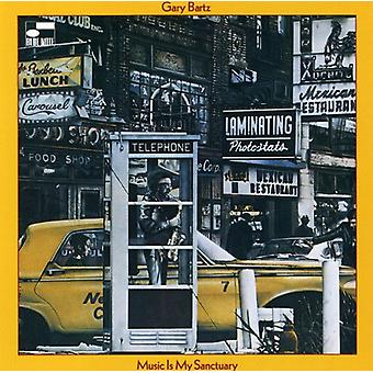 Gary Bartz - Music Is My Sanctuary [CD] USA import
