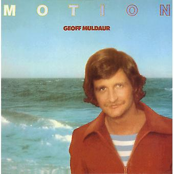 Geoff Muldaur - Motion [CD] USA import