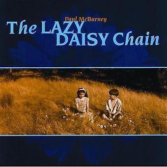 Paul McBurney - Lazy Daisy Chain [CD] USA import