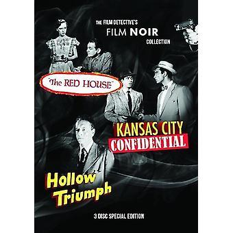 Film Detective's Film Noir Collection [DVD] USA import