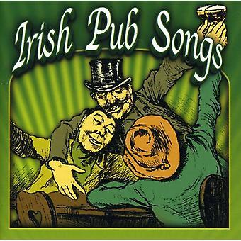 Canciones de Pub irlandés - importación USA canciones de bar irlandesas [CD]