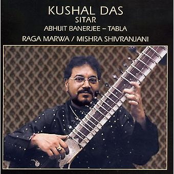 Shubendra Rao - Raga Marwa [CD] USA import