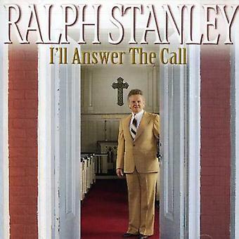 Ralph Stanley - jeg vil besvare opkaldet [CD] USA importen