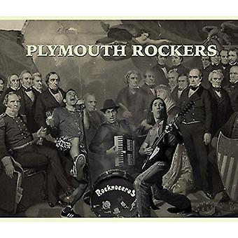 Rocknoceros - Plymouth Rockers [CD] USA import
