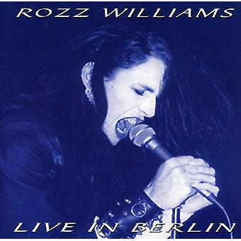 Rozz Williams - Live i Berlin [CD] USA import