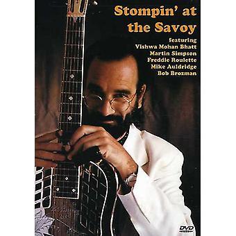 Stompin' på Savoy - Stompin' på Savoy [DVD] USA importen