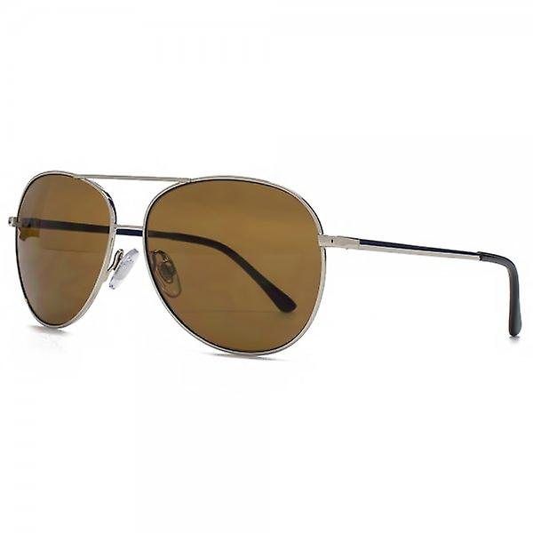 Monkey Monkey Childrens George Classic Aviator Sunglasses In Gold