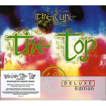 Cure - Top: Deluxe Edition [CD] USA import