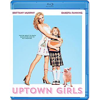 Uptown Girls [Blu-ray] USA importerer