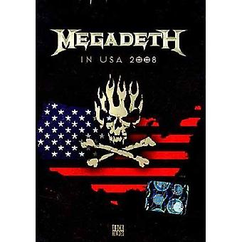 Megadeth In USA 2008 (DVD)