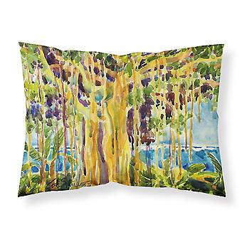 Tree - Banyan Tree Moisture wicking Fabric standard pillowcase