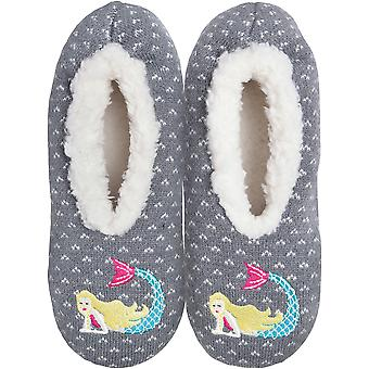 Novelty Slippers-Mermaid - Medium/Large KBWFS-50ML