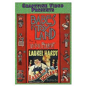 Laurel & Hardy - Babes in Toyland (1934) [DVD] USA import