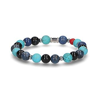 Beamay men's 1703GROUMULTICOL multicolour other materials bracelet