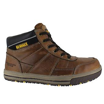 DeWalt Camden Mens Leather SB Steel Toe Lace Up Work Boots