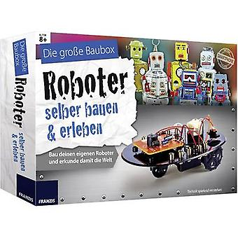 Course material Franzis Verlag Roboter selber bauen und erleben 978-3-645-65267-4 8 years and over