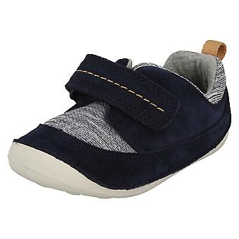 Boys Clarks First Casual Shoes Tiny Move