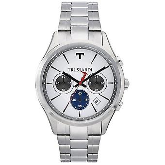 Trussardi watches mens watch T-first chronograph R2473612002