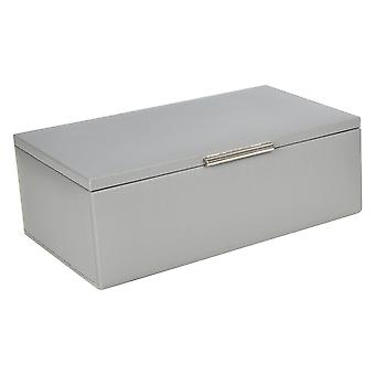 Grey Medium Jewellery Box