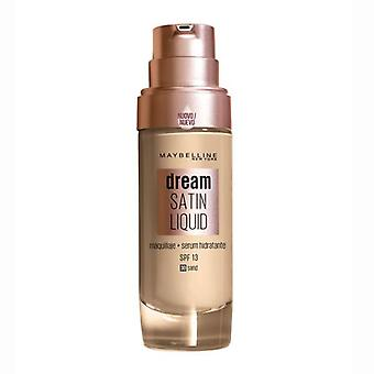 Maybelline Satin Dream Foundation 30 Sand (Make-up , Face , Bases)