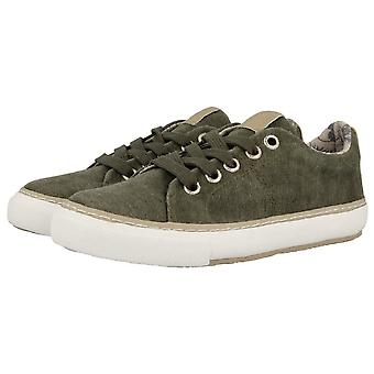 Gioseppo Boys 38974 Canvas Shoes Khaki
