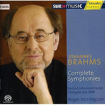 J. Brahms - Brahms: Complete Symphonies [SACD] USA import