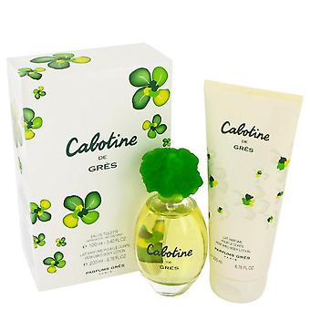 Cabotine Gift Set By Parfums Gres