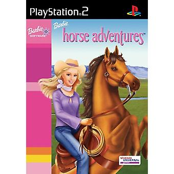 Barbie Horse Adventure  Wild Horse Rescue (PS2) - Factory Sealed