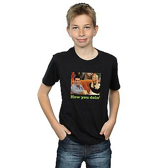 Friends Boys How You Doin T-Shirt