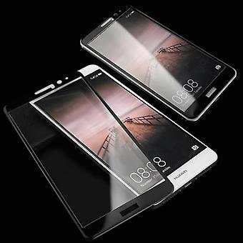 Full tempered glass 0.26 mm thin H9 shock black for Huawei P10 Lite protection case new