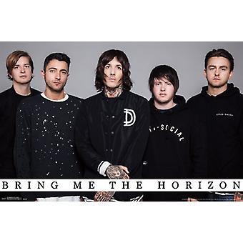 Bring Me The Horizon - Umbrella Poster Print