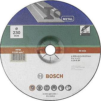 Rettifica disco 230mm (off-set) 22,23 mm Accessori Bosch 2609256339 1/PC