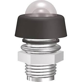 LED socket Metal Suitable for LED 5 mm Screw Signal Construct SMK1089