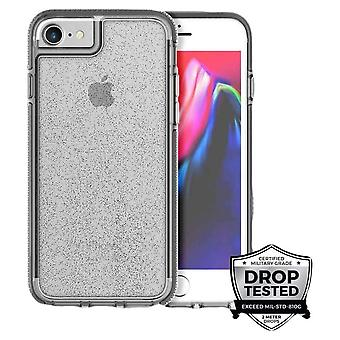 Prodigee Super Star iPhone 6/7/8 Case - Silver