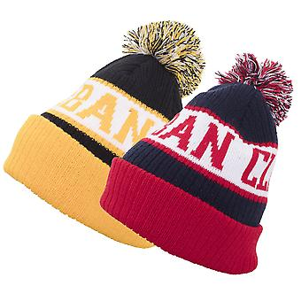 Urban klassikere - Bobble vinter Beanie Hat