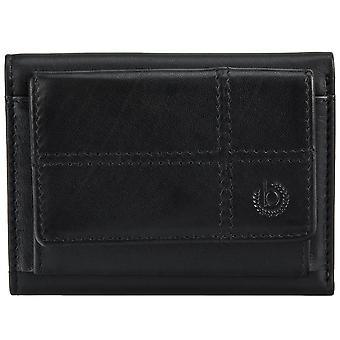 Bugatti Bradford kleine mens leather wallet portemonnee portefeuille 49310601
