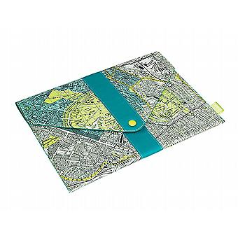 London Tablet Case - Metropolitan Gamma da Wild & Wolf