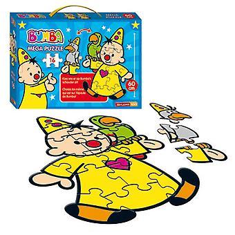 Andar de Bumba puzzle 60 cm