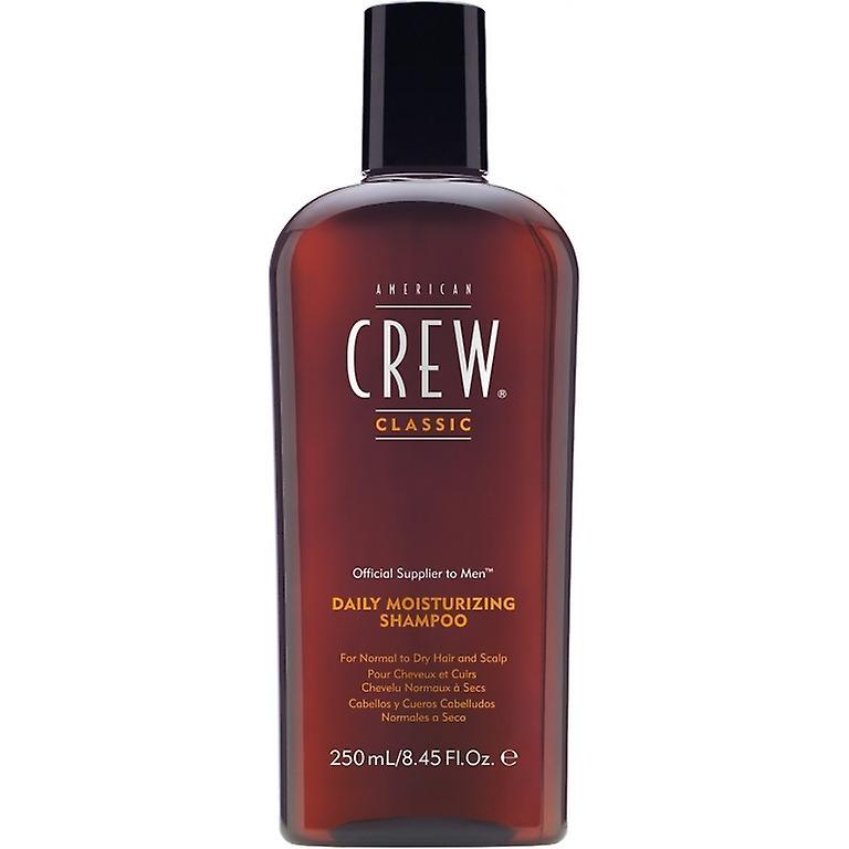 Crew Moisturizing American 250ml Shampoo Daily WHI29ED