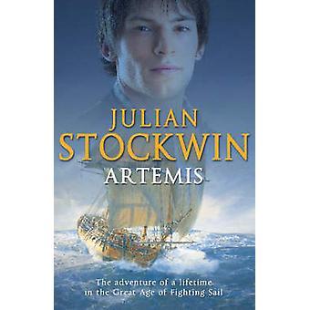 Artemis by Julian Stockwin - 9780340837825 Book
